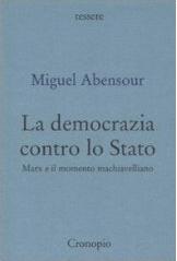 Democrazia contro lo Stato